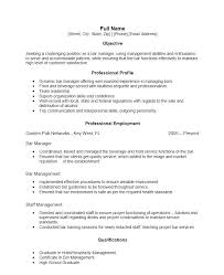 sle resume for bartender position available immediately through iquote bartender resumes beautiful bartender resume objective sle