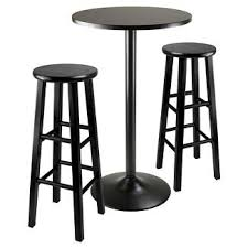 High Bar Table And Stools Tall Bar Table Set Target