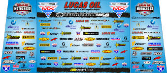 ama pro motocross live lucas oil pro motocross ama pro motocross podium backdrops up in