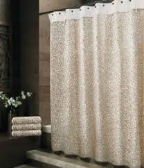 Leopard Curtains Leopard Shower Curtain Foter