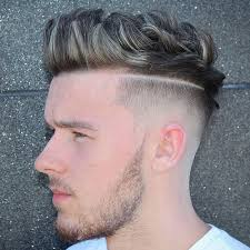 hard part hair men fade hairstyles for men hairstyles haircuts