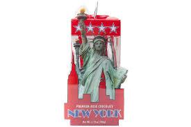 new york statue of liberty chocolates economy
