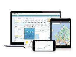 K He Online Kaufen Und Planen Netatmo Wetterstation Für Ipad Ipod Iphone Wlan Silber Online