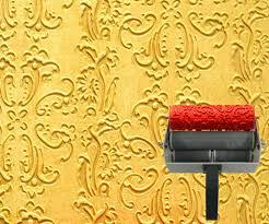 Textured Roller Paint - aliexpress com buy art print roller liquid wallpaper 7 inch