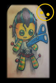 hairdresser voodoo doll by omedon on deviantart