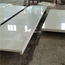 Glass Floor L White Nano Glass Flooring Tile Pool Coping L Shape White