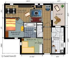 home floor plan designer exle floor plan 1 bedroom apartmenthouse plans 3 bedroom