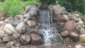 how to correct two major design flaws of pondless waterfall