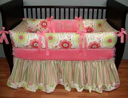 Custom Girls Bedding by 147 Best Baby Bedding Images On Pinterest Baby Beds Nursery