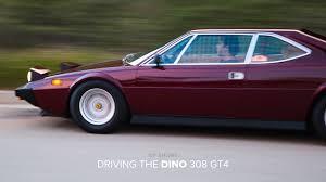 vintage behind the wheel 1975 ferrari dino 308 gt4 youtube