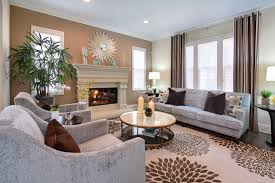 interior design style guide with soothing family room ideas