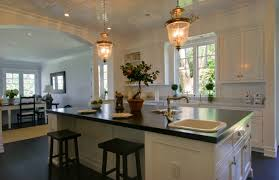 White Beadboard Ceiling by Beadboard Ceiling Transitional Kitchen Dillon Kyle Architecture