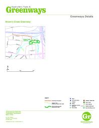 Time Warner Cable Service Area Map Nashville U003e Parks And Recreation U003e Greenways And Trails U003e Maps
