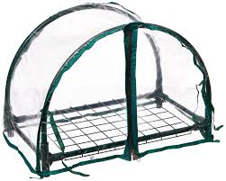 amazon com zenport sh3270 12 5 1 foot high balcony greenhouse