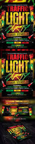 traffic light party 2 flyer fb cover by louistwelve design