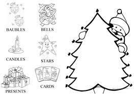 Decorate Christmas Tree Worksheet by 21 Free Esl Christmas Tree Worksheets