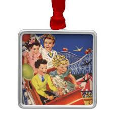 roller coaster ornaments keepsake ornaments zazzle