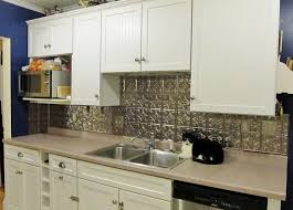 interior amazing white kitchen cabinets with fasade backsplash interior classy white color fasade hammered galvanized steel