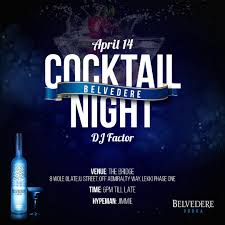celebrate good friday at the belvedere cocktail party with dj