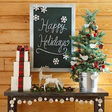 Hall Table Decor Well Background Commercial Christmas Decorations Commercial