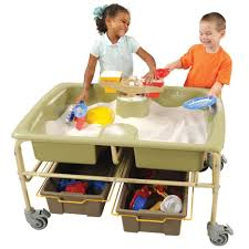 sand and water table with lid sand and water sensory table
