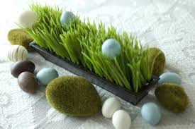 Quick Easter Table Decorations by How To Make Easter Table Decorations