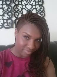 Black Hairstyles With Shaved Sides 65 Best Shaved Sides Braids Twists Images On Pinterest