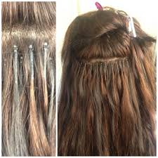 microbead extensions micro bead hair extensions 12 best hair extensions