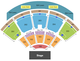ak chin pavilion seating map concert tickets seating chart ak chin pavilion