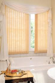 window blinds window treatments vertical blinds swags and side
