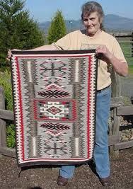 Navajo Rug Song Rugpage