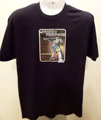 transformers 80s iron on transfer t shirt lanajean vecchione