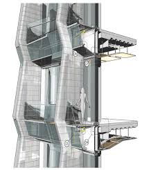 curtainwall aaron berman architecture architectural drawings