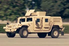 armored humvee interior banks power sidewinder takes on stock humvee on head 2 head