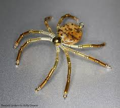 802 best spiders and bugs images on pinterest beaded spiders