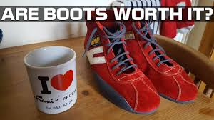 cheap racing boots my experience with racing boots as a sim racer youtube