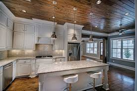 Kitchen With White Cabinets 35 Beautiful Rustic Kitchens Design Ideas Designing Idea