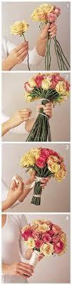 how to make a bridal bouquet white wedding bouquet tutorial using a bouquet