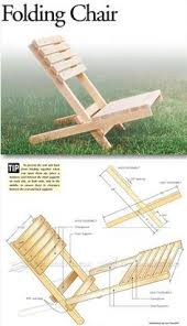 Wood Folding Chair Plans Free by Best 25 Folding Chair Ideas On Pinterest Folding Chairs