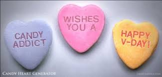 valentines day candy hearts candy addict happy s day from candy addict