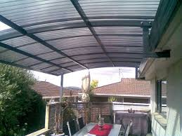 Deck Canopy Awning Deck Awning Ideas Outdoortheme Com