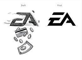 Meme Logo - looking at how ea s logo is designed explains a lot memes