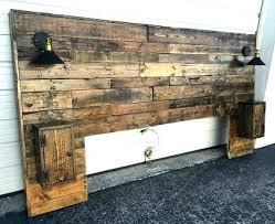 Distressed Wood Headboard Headboard Wooden Fabulous White Wood Headboard Amazing