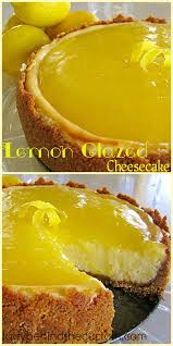 Lemon Cheesecake Decoration Best 25 Lemon Cheesecake Ideas On Pinterest Easy Lemon