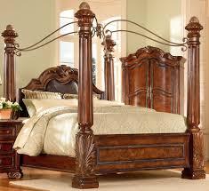 regal home decor bedroom creative four post bedroom set home decor color trends