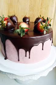 Chocolate Covered Strawberries Recipe Dishmaps Chocolate Covered Strawberry Cake Recipe U2014 Dishmaps