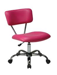 Furniture For Kids Amazon Com Ave Six Vista Task Office Chair White Vinyl Kitchen