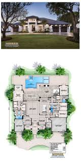 Great Room Floor Plans Single Story Best 25 Large Floor Plans Ideas On Pinterest Family House Plans