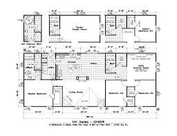 3 bedroom trailer floor plans ideas tlc manufactured homes ck series floor plans at factory homes