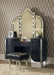 Mirrored Vanity Table Little Girls Play Vanity Table Vanity Tables Vanities And Plays